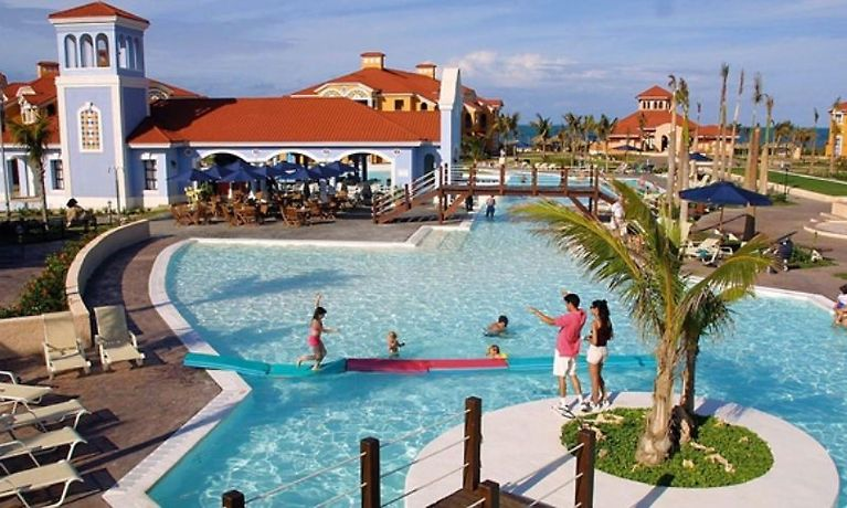Adults only section riu varadero similar situation